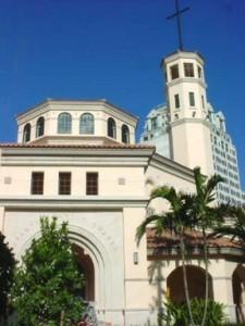 Palm Beach Atlantic University Desantis Chapel