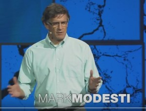 Mark Modesti TED The argument for Trouble 10-29-15